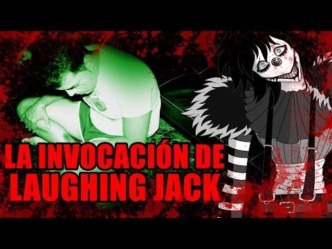 LA INVOCACIÓN DE LAUGHING JACK | Invocaciones y rituales creepy
