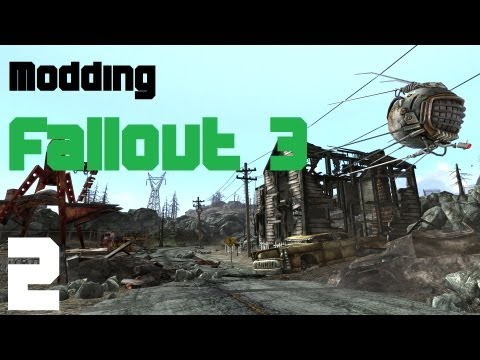 Modding Fallout 3 - Part 2 : User Interface mods