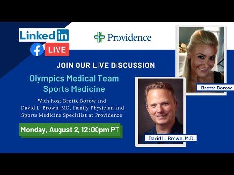Olympics Medical Team Sports Medicine