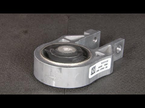 Focus ST Ford Upgraded Lower Engine Mount 2013-2014 Installation