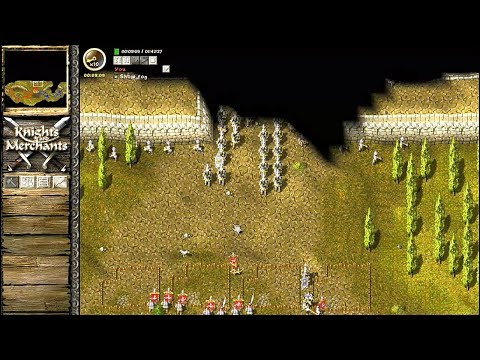 Knights and Merchants (KaM) Remake: Northern Islands I Co-op