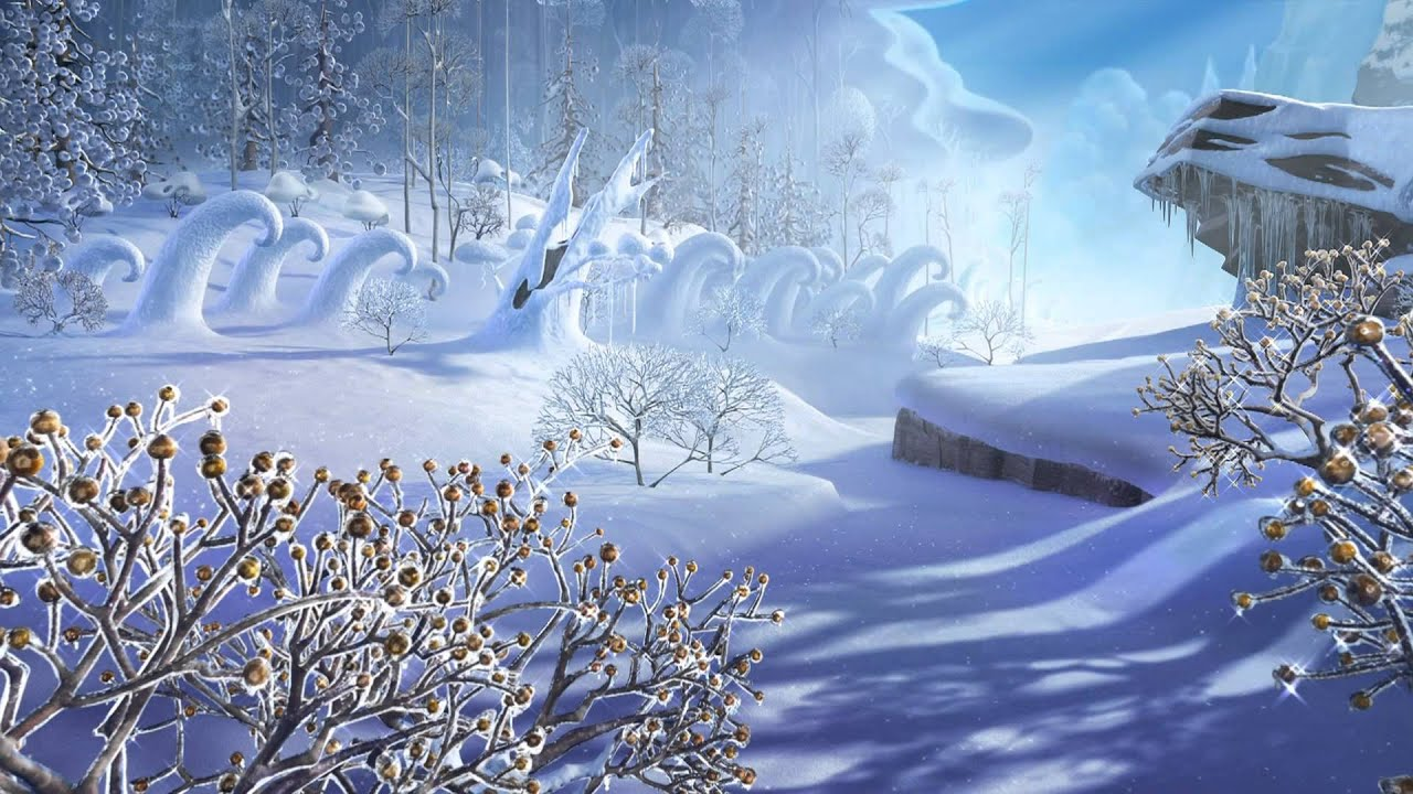 Animation Movie Wallpaper Tinker Bell And The Mysterious Winter Woods Movie Trailer