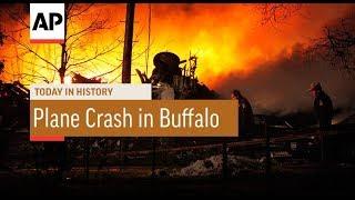 Plane Crash in Buffalo, NY - 2009 | Today In History | 12 Feb 18