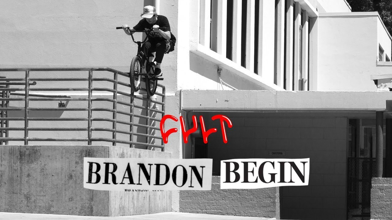 "CULT BMX BIKE HEAVEN/""S GATE 4pc HANDLEBAR BLACK BRANDON BEGIN CUATRO BARS"