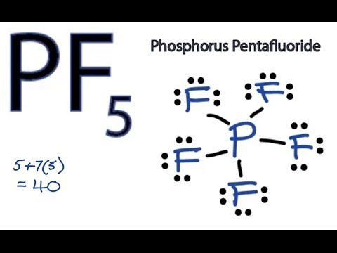 P4 Lewis Dot Structure