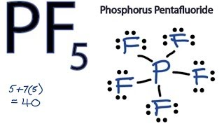 Lewis Structure For Pf3cl2
