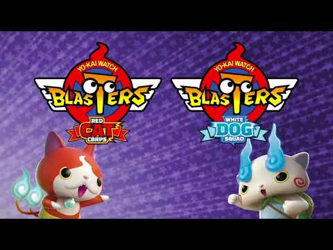 Yo-Kai Watch Blasters Red Cat Corps - Video