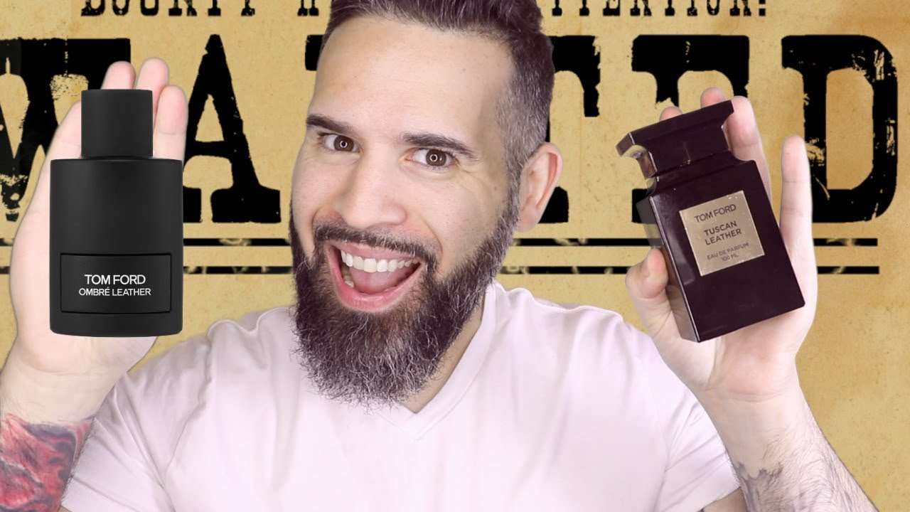Tom Ford Ombre Leather 18 Vs Tom Ford Tuscan Leather Youtube