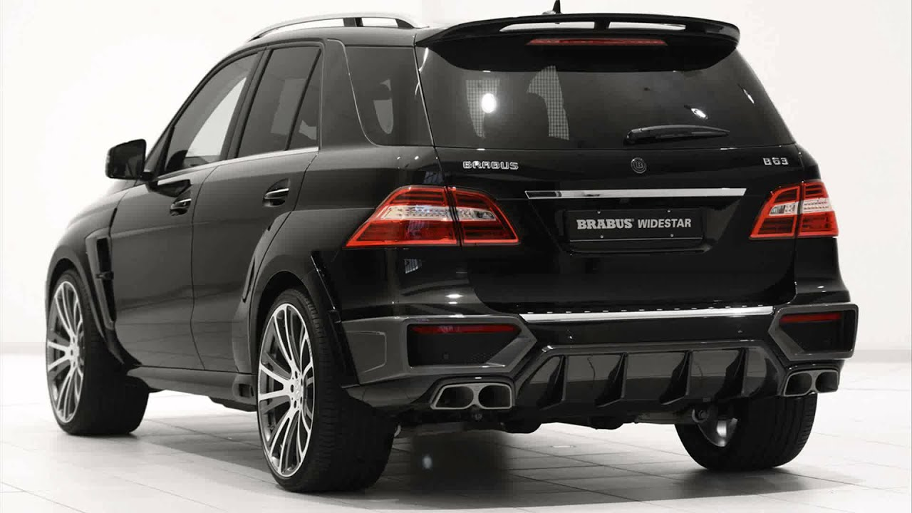mercedes mclass ml 63 amg tuning youtube. Black Bedroom Furniture Sets. Home Design Ideas