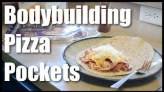 Bodybuilding Pizza Pocket