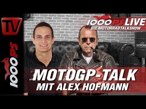 1000PS Live - MotoGP Talk Alex Hofmann und Zonko