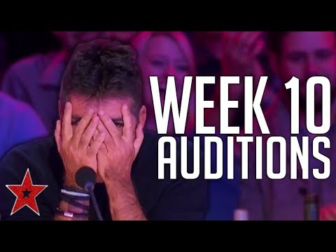 America's Got Talent 2019 Auditions | WEEK 10 | JUDGE CUTS | Got Talent Global