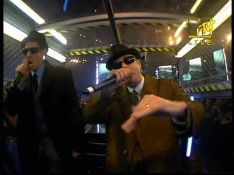 Beastie Boys - An Open Letter To Nyc - Live Mtv - *HQ*