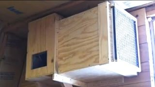Air Filtration System For The Wood Shop