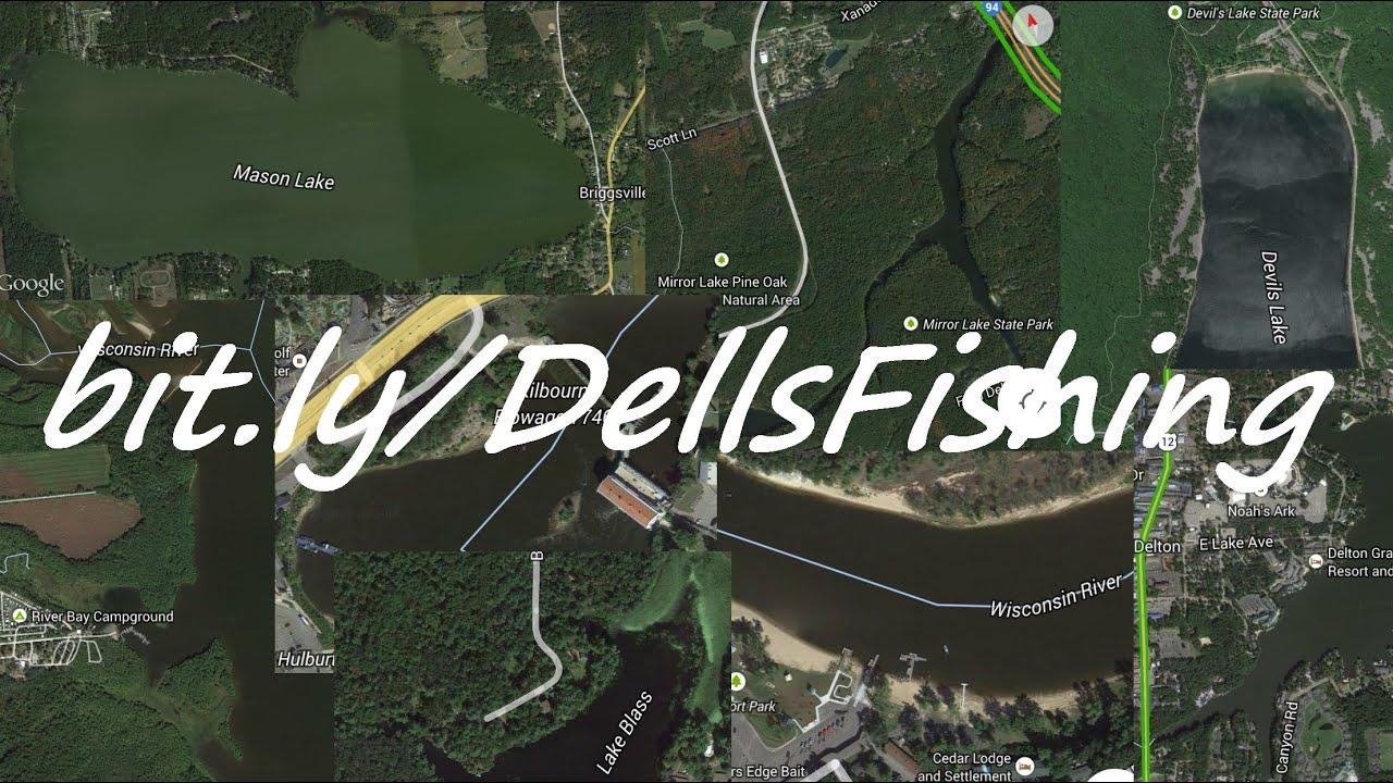 Wisconsin dells fishing report 12 19 14 lyubakavideo youtube for Wisconsin dells fishing report