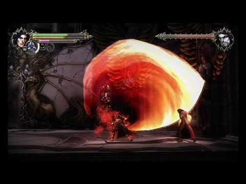 Castlevania  Lords of Shadow   Mirror of Fate HD final bosss |