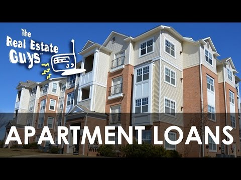 How To Get Apartment Loans And Other Commercial Properties