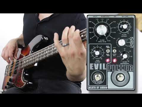 Death by Audio Evil Filter Bass