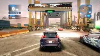 Blur PC Gameplay *HD* 1080P Max Settings