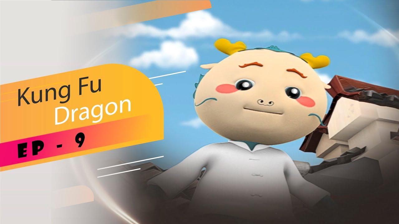 Kung Fu Dragon | EP- 9 | 3D Animation Cartoon for Kids | KFD | Hindi Kahani | Mahacartoon Tv