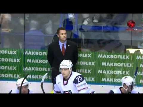 2011 IIHF WC: USA vs. Austria (HD)