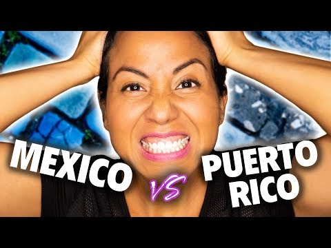 Mexican Spanish Vs Puerto Rican Spanish [16 BIG Differences]