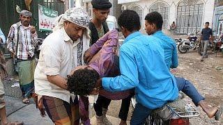 131 قتيلا على الأقل إثر قصف قوات التحالف العربي لعرس في اليمن      29-9-2015
