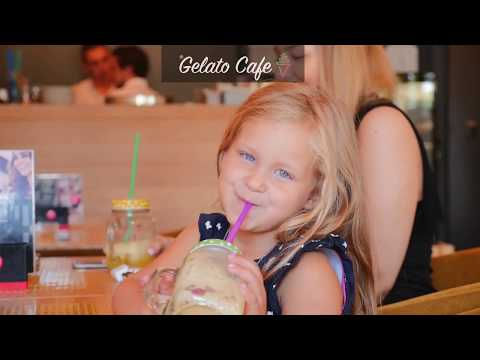 GELATO cafe  - Promo video