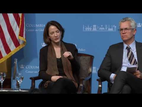 Columbia Global Energy Summit 3 of 6 – Panel discussion – Gl