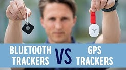 Bluetooth vs. GPS-paikantimet - miten ne toimivat?