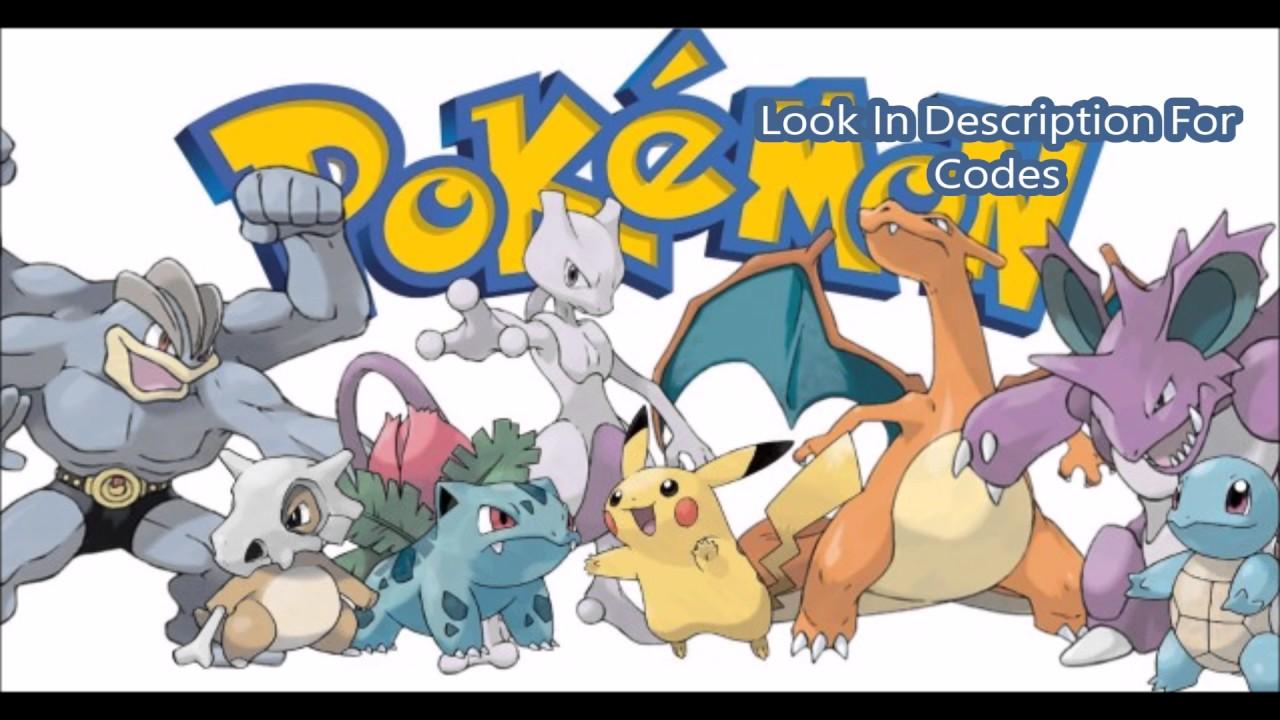 Roblox Radio Codes Pokemon Edition Youtube
