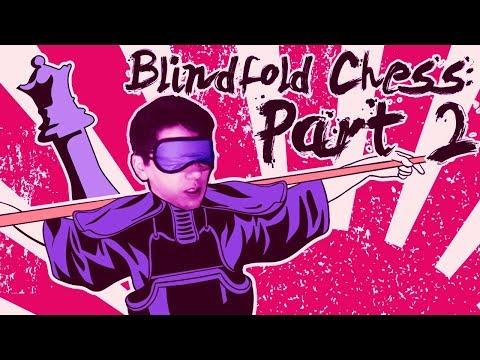 BLINDFOLD CHESS | Eric Hansen Part 2