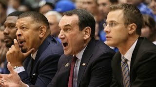 Mike Krzyzewski on Leaving Duke | CampusInsiders