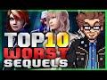 Top 10 WORST Video Game Sequels - Austin...