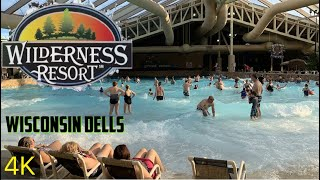 Walking Tour Of Wilderness Resort During COVID | Wisconsin Dells