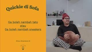 Quickie di Sofa: Wisnu Ikhsantama W. (Glaskaca, Lomba Sihir)