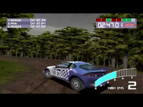 Colin Mcrae Rally 2 - Playthrough Part 19 : Expert Rally Championship - United Kingdom