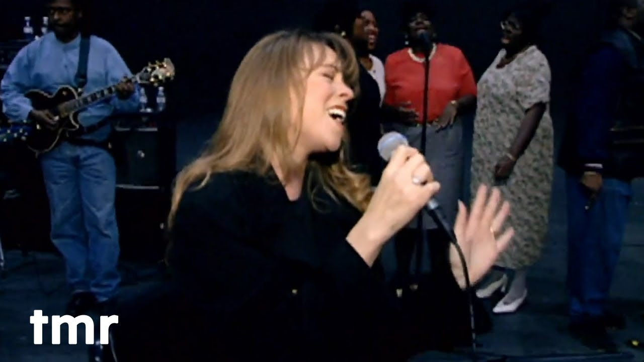 Download Mariah Carey - Anytime You Need A Friend (from the Top Of The Pops '94 Rehearsals)
