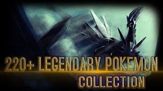 Roblox: Project Pokemon|220+ LEGENDARY COLLECTION!
