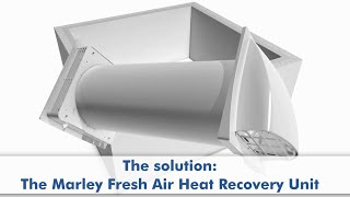 Do it with Marley: The Fresh Air Heat Recovery Unit