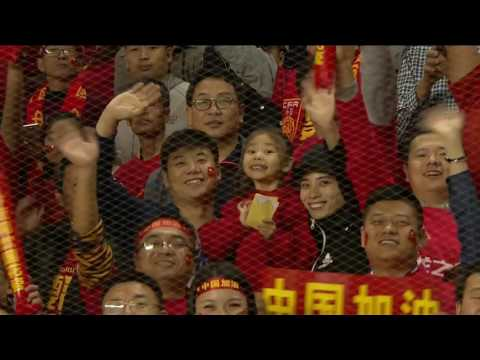 China vs Syria (2018 FIFA World Cup Qualifiers)