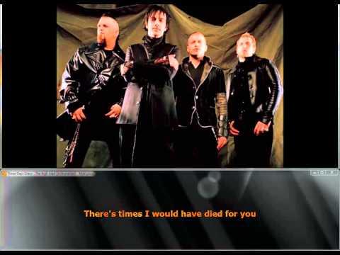 Three Days Grace- The high road (karaoke)