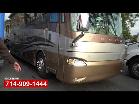 RV Collision Repair Shop - OCRV Center - Видео онлайн