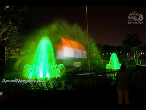 0 - Musical Fountain - Kadri Park