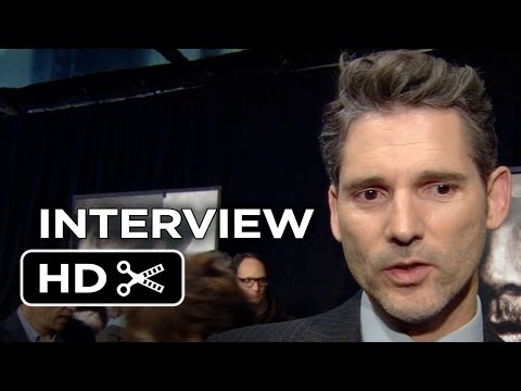 Lone Survivor NY Premiere Interview - Eric Bana (2013) - Navy SEALs Movie HD