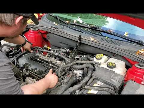 2010-2016 Chevy Cruze Valve Cover/pcv Replacement (Full Detail)