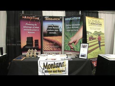 Farm Bill big topic for MT Grain Growers Association