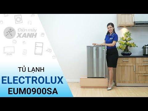 Tủ lạnh Electrolux 92 lít EUM0900SA: Xứng đáng có mặt trong nhà bạn • Điện máy XANH