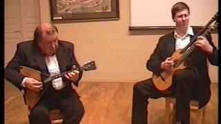 Валерий Павлович Минеев и Владимир Маркушевич