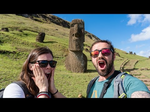 EASTER ISLAND in 3 minutes!!!